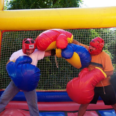 Bouncy-Boxing-Chicago-Party-Rental