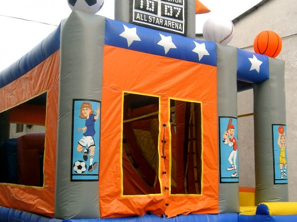 Combo-4-in-1-Sports-chicago-inflatable-rental
