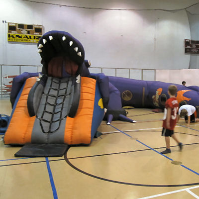 Dinosaur-Adventure-Wind-Tunnel-Chicago-Party-Rentals