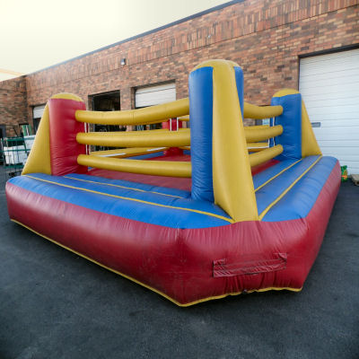 Giant-Bouncy-Boxing-Chicago-Party-Rental