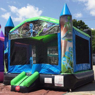 Alien-Moonwalk-chicago-inflatable-rental
