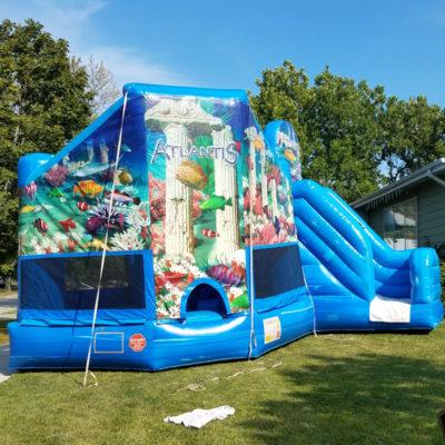 Atlantis-Club-chicago-inflatable-rentals