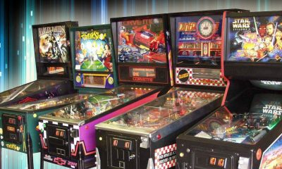 Rental Pinball Machines For Arcade Themed Event