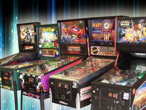 Classic-Pinball-Machines-Chicago-Event-Rental