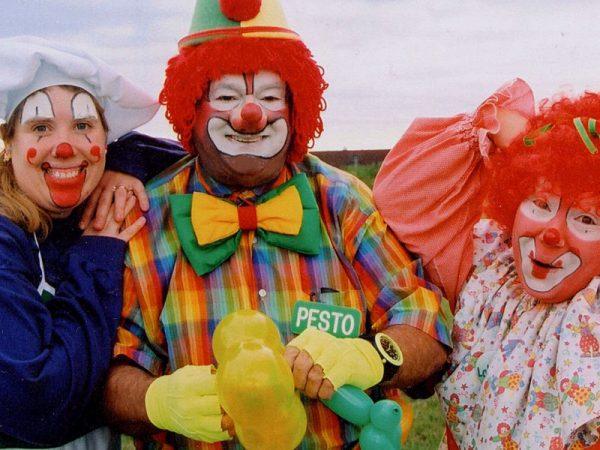Clowns-Chicago-Entertainer