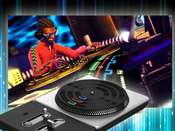 DJ-Hero-chicago-arcade-rental