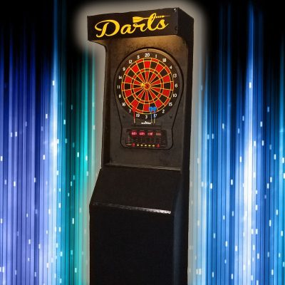 Dart-Board-Chicago-Arcade-Rental