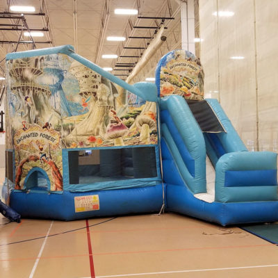 Enchanted-Forest-Club-chicago-inflatable-rental