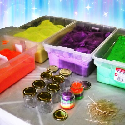Granulated-Wax-Candlet-Craft-Event-Rental