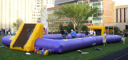 Human Foosball Chicago Party Rentals 2