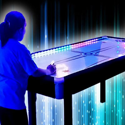 LED-Air-Hockey-Table-Chicago-Event-Rentals