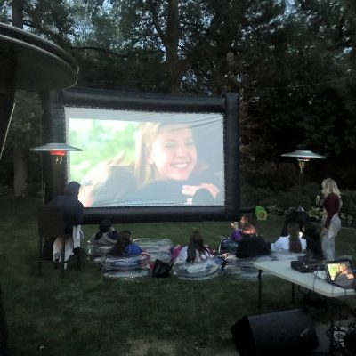 Movie-screen-outdoor-chicago-inflatable-rental