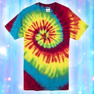 Tye-Die-T-Shirt-Craft-Event-Rental