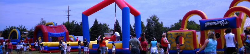 Rental Inflatable Carnival & Event Attractions