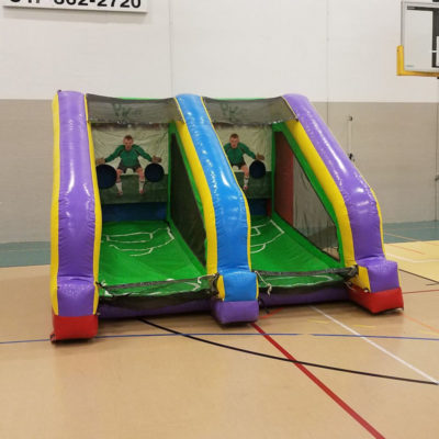 double-shootout-chicago-inflatable-rental