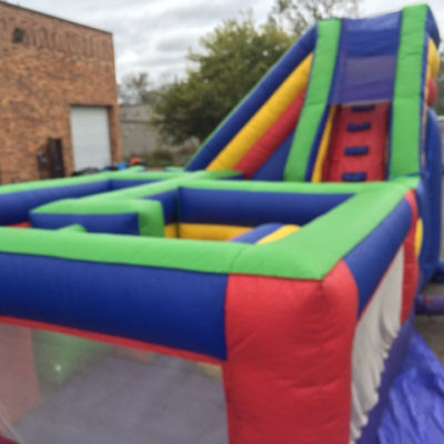 Single-Lane-Obstacle-Course-chicago-party-rental