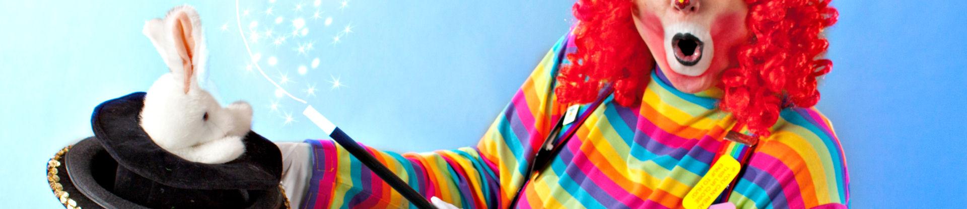 Clowning Around & Celebration Authority