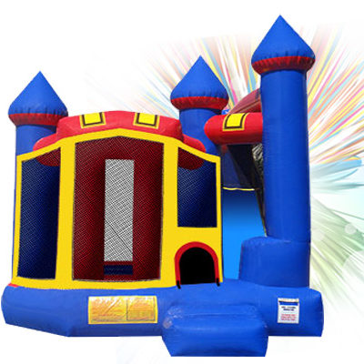 Combo Four-in-One Castle