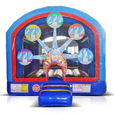 Ferris Wheel Moonwalk