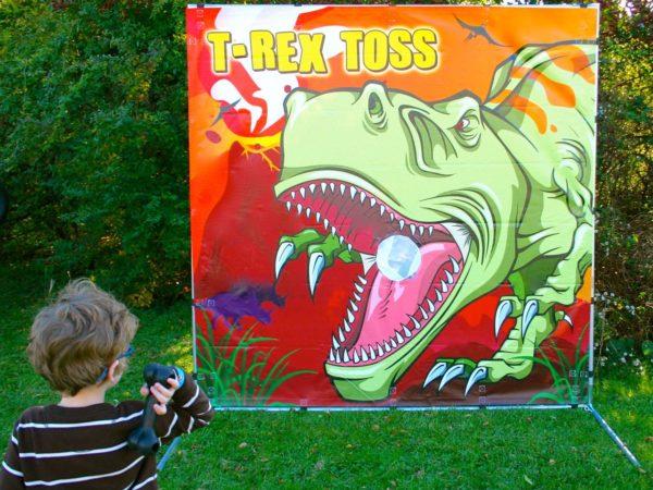 T-Rex Toss