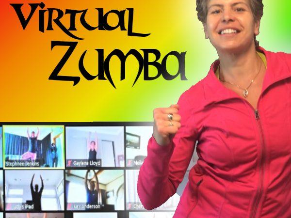 Virtual-Zumba