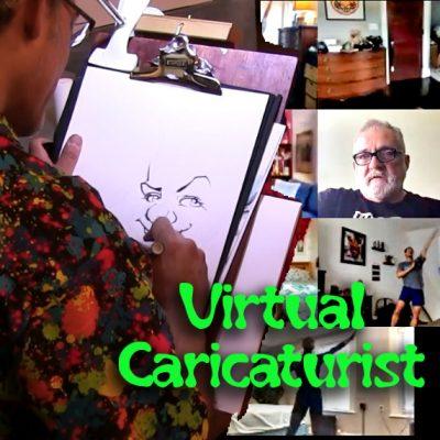virtual caricaturist