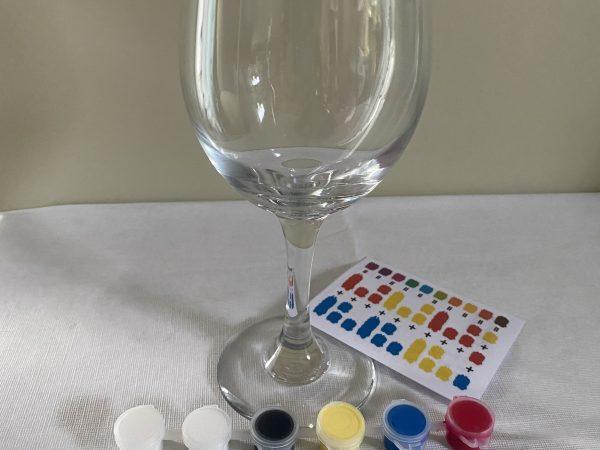 WineGlassPaintingKit